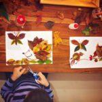 Поделки в школу на тему осень своими руками: пошаговые фото