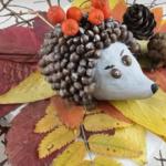 Поделки на тему осень в детский сад своими руками: пошаговые фото, видео